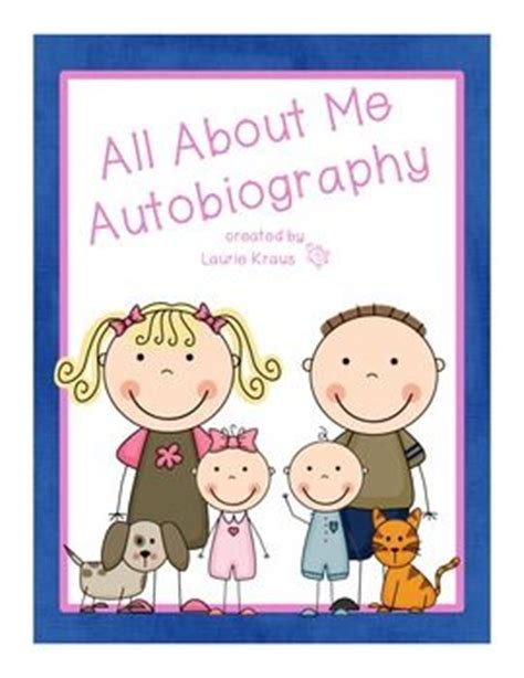 Autobiography example essay for kids